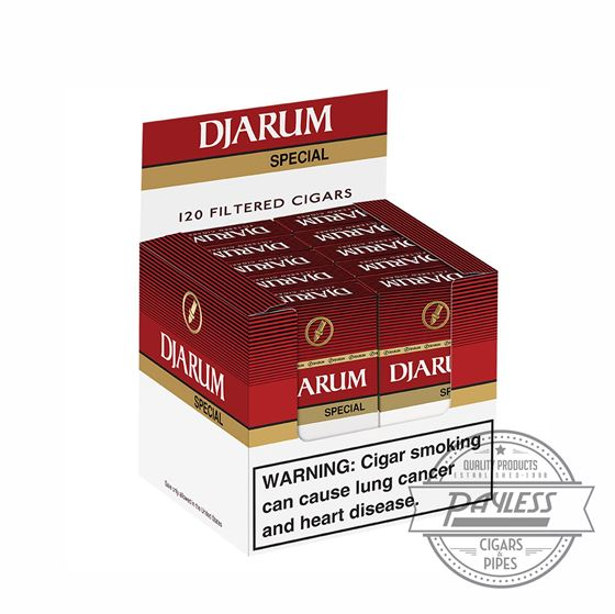 Djarum Filtered Special (10 Packs Of 12)