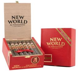Picture for category New World Puro Especial by AJ Fernandez