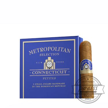 Nat Sherman Metropolitan Connecticut Petites (5 Packs Of 5)