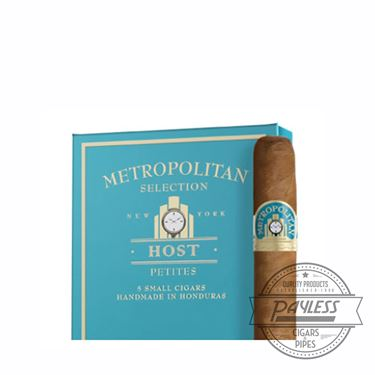 Nat Sherman Metropolitan Host Petites (5 packs of 5)