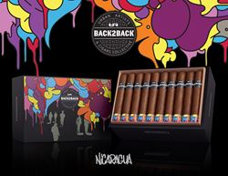 Picture for category Back2Back Nicaragua by Davidoff