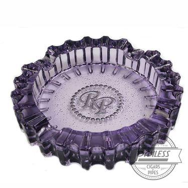 Rocky Patel Luminoso Ashtray - Purple