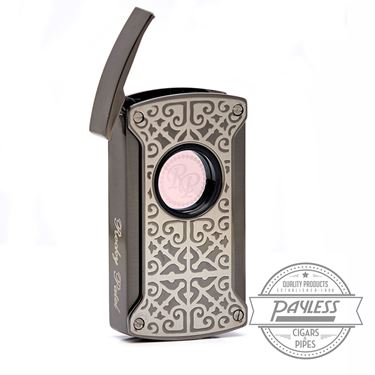 Rocky Patel Laser Lighter Burn (Gunmetal)