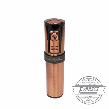 Rocky Patel Diplomat II 5-flame Lighter - Copper