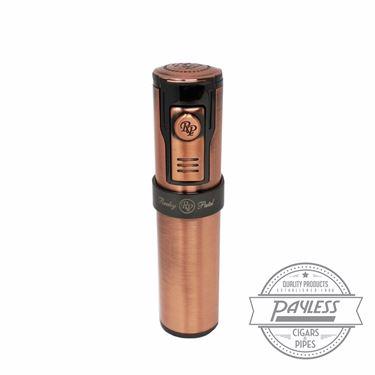 Rocky Patel Diplomat II 5-flame Lighter - Copper