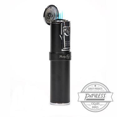 Rocky Patel Diplomat II 5-flame Lighter - Black