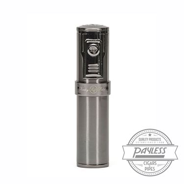Rocky Patel Diplomat II 5-flame Lighter - Gunmetal