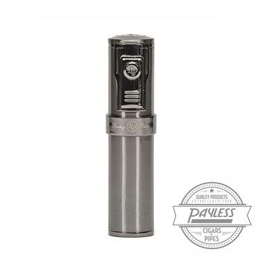 Rocky Patel Diplomat II 5-flame Lighter - Gunmetal