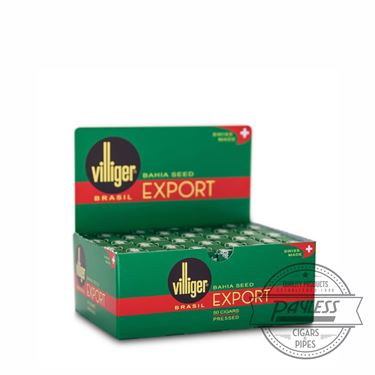 Villiger Export Brasil 10 packs of 5
