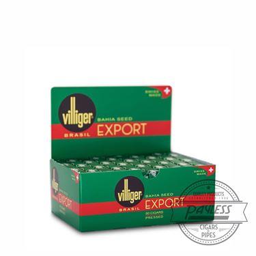 Villiger Export Brasil 10 packs of 5