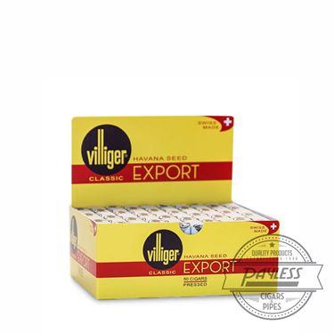 Villiger Export Natural (10 packs of 5)