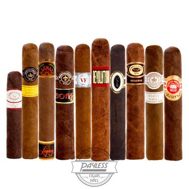 Premium Cigar Sampler (10-pack)