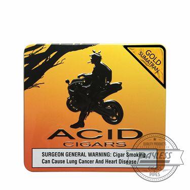 Drew Estate Acid Krush Gold Sumatra Cigarillos (10 pack tin)