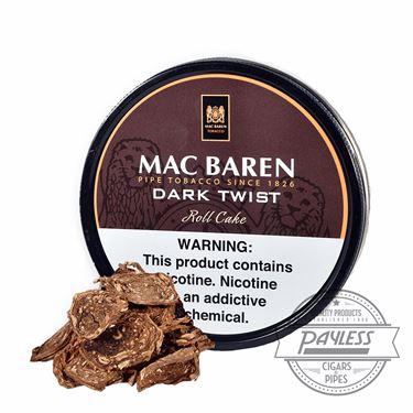 Mac Baren Dark Twist Tin