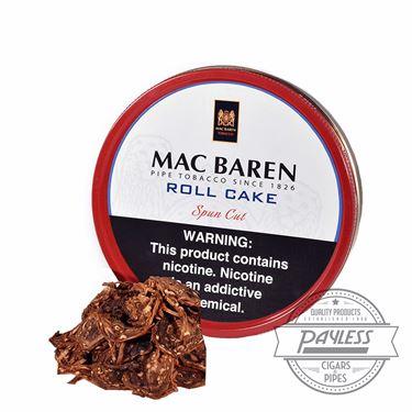 Mac Baren Roll Cake Tin