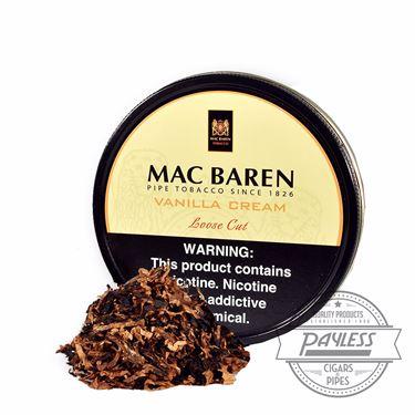 Mac Baren Vanilla Cream Tin