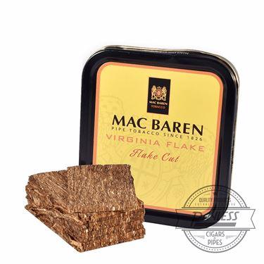 Mac Baren Virginia Flake Tin