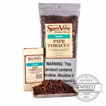 Super Value Vanilla (12 Oz Pouch)