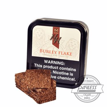 Mac Baren HH Burley Flake Tin (3.5 ounce)