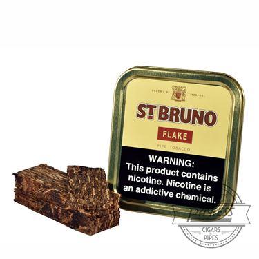 St. Bruno Ready Flake Tin