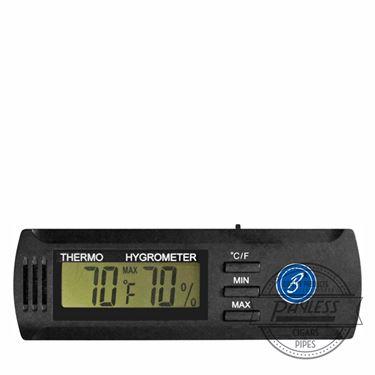 Brigham Slim Digital Hygrometer