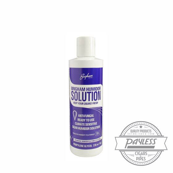 Brigham Humidor Solution (8-ounce)