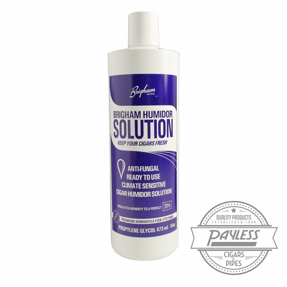 Brigham Humidor Solution (16-ounce)