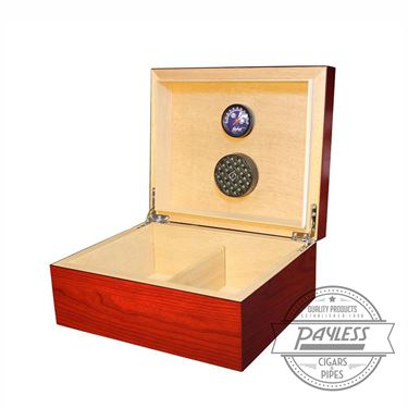 Equinox Cherry Humidor (50-ct)