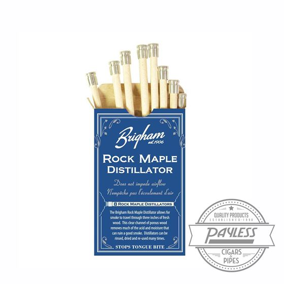 Brigham Rock Maple Distillators (8-pack)