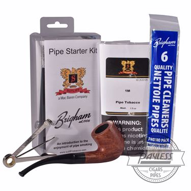 Brigham Pipe Starter Kit