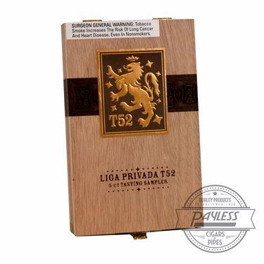 Drew Estate Liga Privada T52 5-ct Tasting Sampler