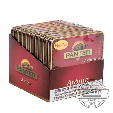 Panter Arome (10 tins of 10)