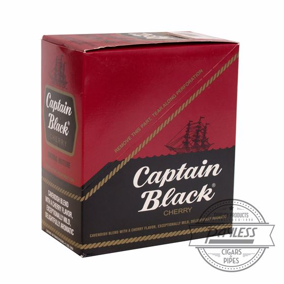 Captain Black Cherry 1.5 Oz Pouches (6-Pk)