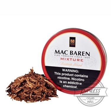 Mac Baren Scottish Mixture Tin
