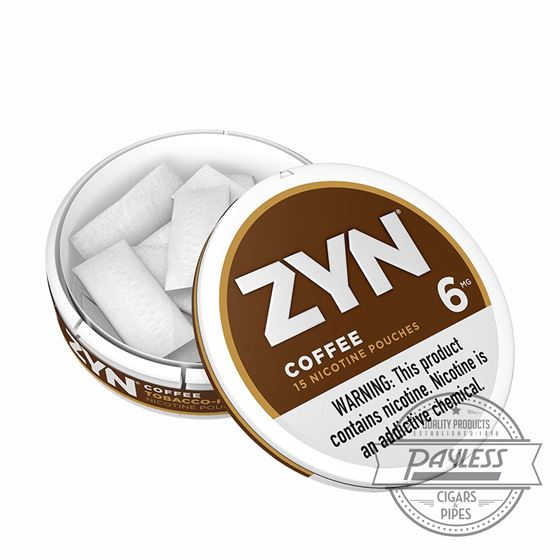 Zyn Coffee 6mg