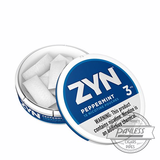 Zyn Peppermint 3mg