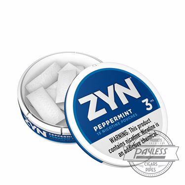 Zyn Peppermint 3mg