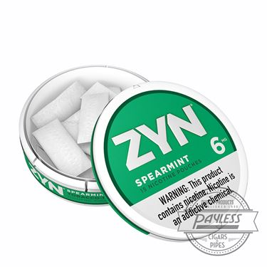 Zyn Spearmint 6mg