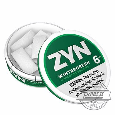 Zyn Wintergreen 6mg