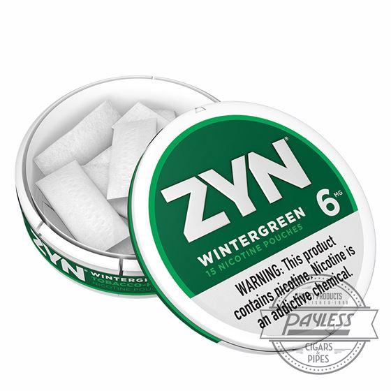 Zyn Wintergreen 6mg