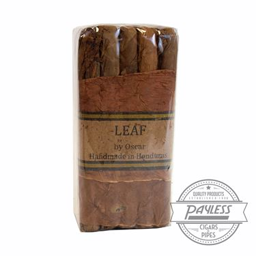 Leaf By Oscar Lancero Sumatra Bundle