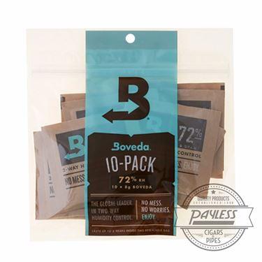 Boveda 72% 8 Gram Humidipak (10 packs per unit)