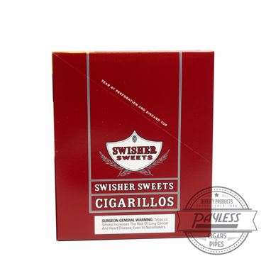 Swisher Sweets Cigarillo (30 packs of 2)