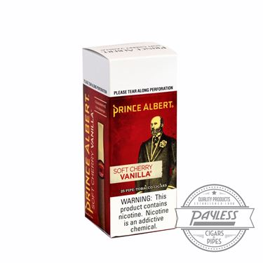 Prince Albert Soft Cherry Vanilla