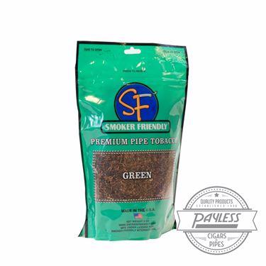 SF Pipe Tobacco Green (6-oz)