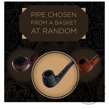 Basket Pipes - Assorted Shapes