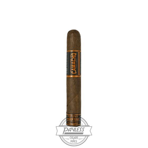 Camacho American Barrel-Aged Robusto Cigar