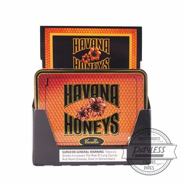 Havana Honeys Vanilla Cigarillos (5 tins of 10)