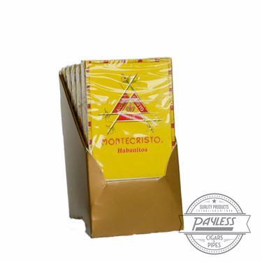 Montecristo Habanitos (5 packs of 6)