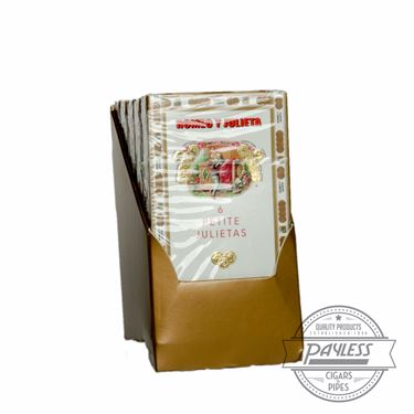 Romeo y Julieta 1875 Petite Julietas (5 packs of 6)